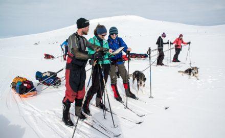 Other ski tours